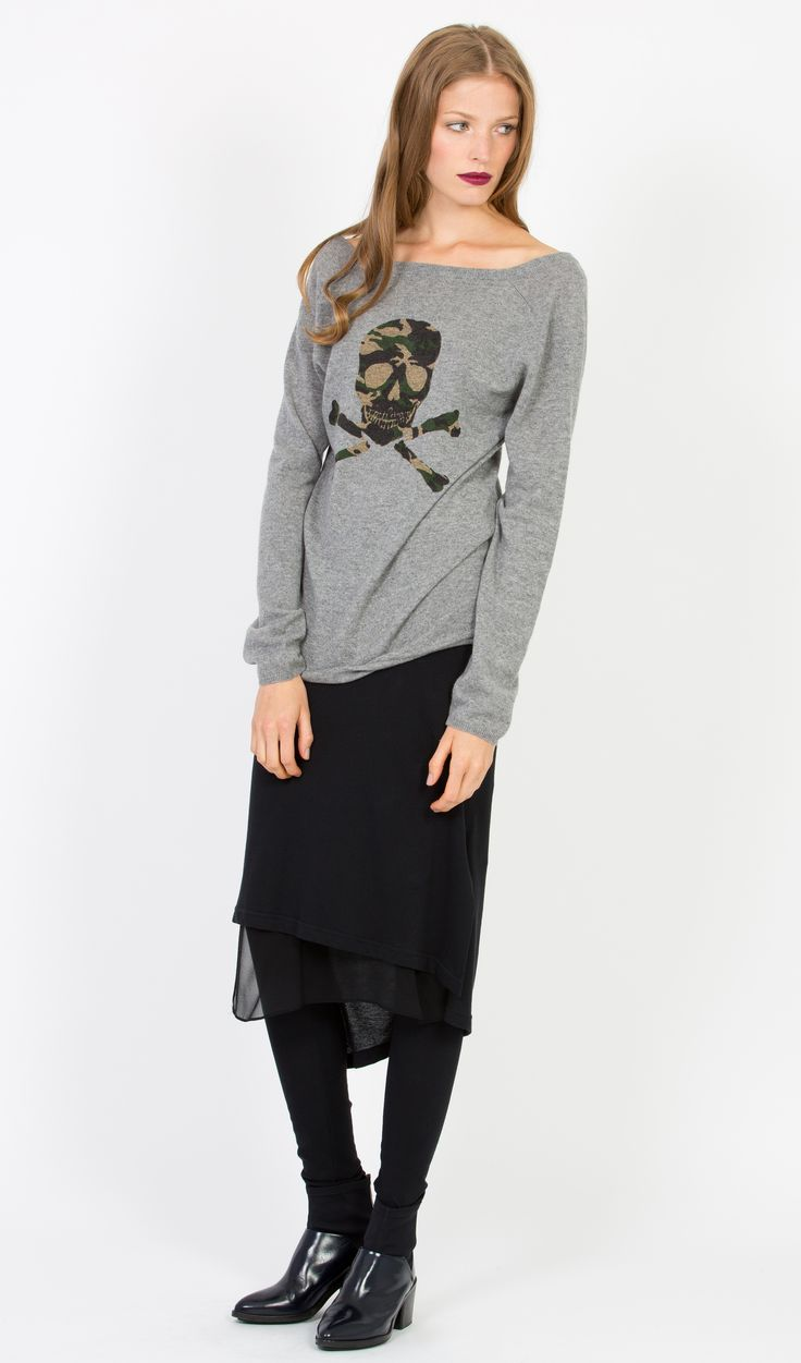 Cooper Second Winter 'Never a Skull Moment' top and 'Hang Loose' pant