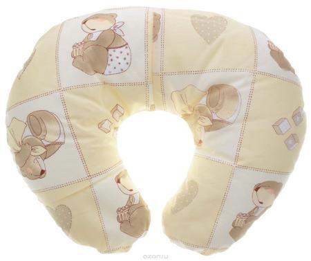 """Plantex Подушка для кормящих и беременных мам Comfy Small Мишка цвет бежевый  — 757р.  Многофункциональная подушка Plantex """"Comfy Small. Мишка"""" идеальна для удобства ребенка и его родителей. Зачастую именно эта модель называется подушкой для беременных. Ведь она создана именно для будущих мам с учетом всех анатомических особенностей в этот период. На любом сроке беременности она бережно поддержит растущий животик и поможет сохранить комфортное и безопасное положение во время сна. Также…"""
