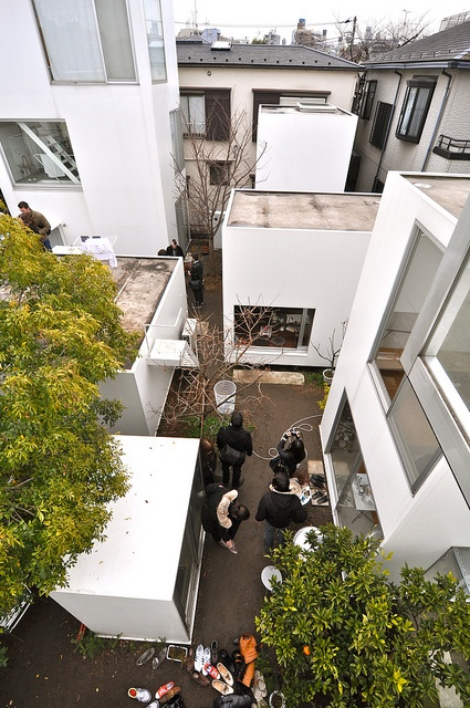 moriyama house by prkbkr, via Flickr