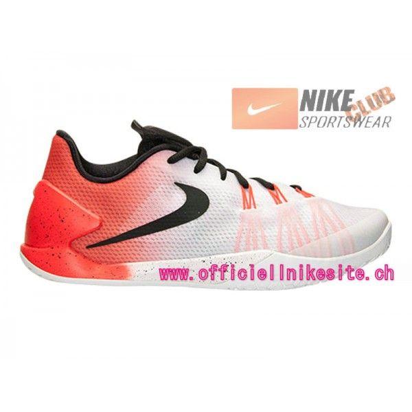 Nike HyperChase Premium (James Harden) - Chaussures Nike Pas Cher Pour Homme Blanc/Noir/Rouge 705369-106,Nike HyperChase,Nike HyperChase Premium,Nike HyperChase 2015,Nike HyperChase Pas Cher 92,99�
