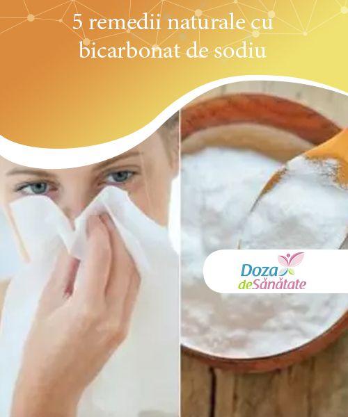 5 remedii naturale cu bicarbonat de sodiu   Descoperă 5 remedii naturale cu bicarbonat de sodiu pentru ameliorarea mai multor probleme de sănătate frecvente. Nu ezita să le încerci!