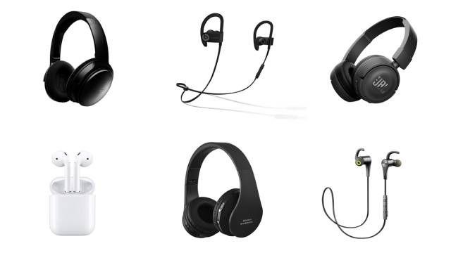 Los 3 mejores auriculares inalámbricos