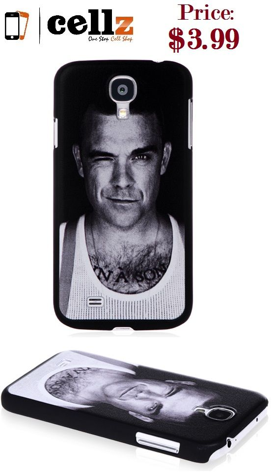 Robbie Williams Case Cover for Samsung Galaxy S4 #famous #singer #robbie #williams #samsung #galaxyS4 #samsungcase #robbiewilliamscase #galaxyS4case #casecover #samsungcover #famouscase $3.99