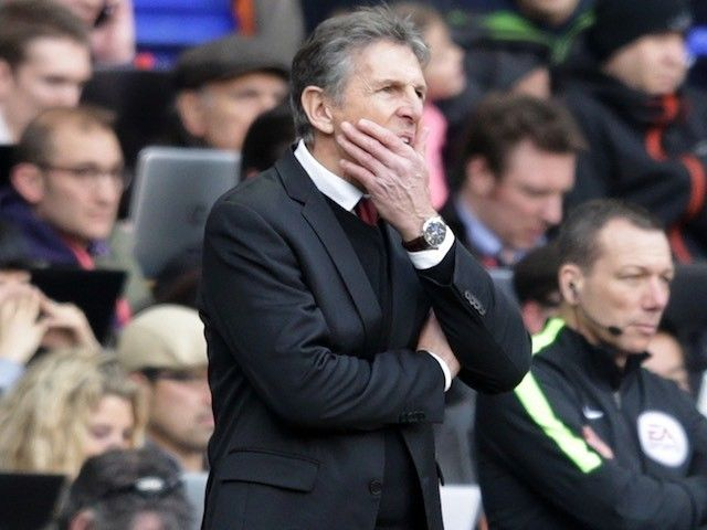 Claude Puel: 'Southampton lucky to keep clean sheet against Bournemouth'