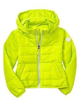 PrimaLoft® warmest puff jacket | Gap Shop #ValleyWestMall for #FallTrends