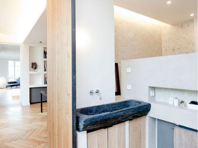 Appartement rénovation 7ème arrondissement / Agence Demont Reynaud /PPil