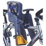 Cadeirinha para bicicleta, muito conforto e segurança