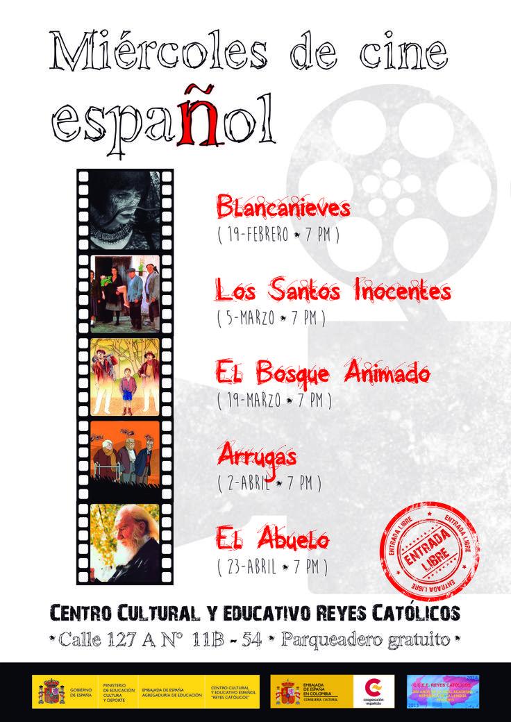 Festival de Cine Español Bogotá