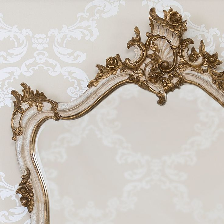 NEW! Palais French Mirror  |  Small / Wall Mirrors  |  Mirrors & Screens  |  French Bedroom Company