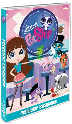Littlest Pet Shop: Petacular Escapades DVD Giveaway