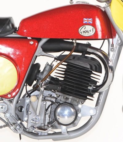Greeves motocross | CLASSIC MOTOCROSS IRON: 1969 GREEVES GRIFFON 380 | News | Motocross ...