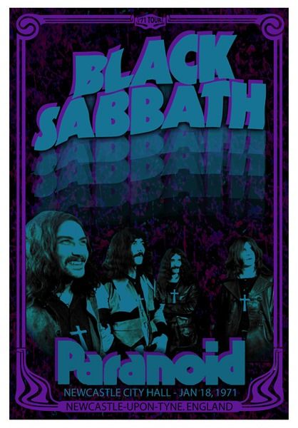 Black Sabbath - Paranoid                                                       …                                                                                                                                                                                 More