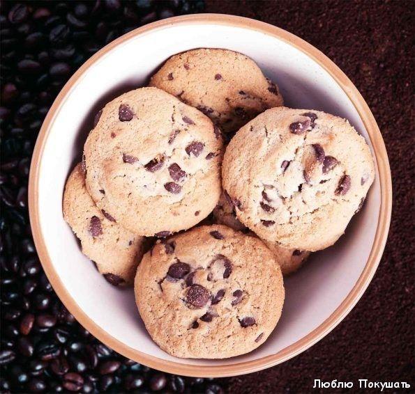 Американское шоколадное печенье American cheap cookie с кусочками шоколада пошаговый рецепт пошаговый рецепт приготовления данного блюда с фото и видео вы можете найти на кулинарном сайте Люблю Покушать LoveToEat.ru http://www.lovetoeat.ru/amerikanskoe-shokoladnoe-pechene-american-cheap-cookie/