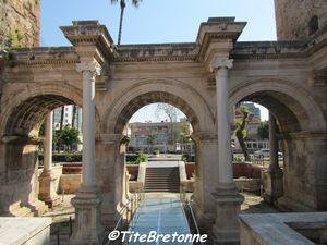 Vieille ville d'Antalya (Kaleici)