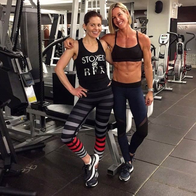 Candace Cameron-Bure 2017 Workout Routine and Diet Plan ...