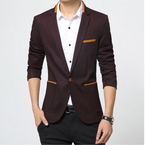 anak muda yang ingin tampil gaul dan bergaya bisa memilih model baju jas pria slim fit dengan desain blazer artis korea yang modis ini dan pesan disini kualitas terjamin