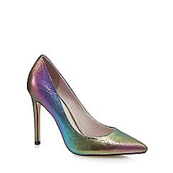 Faith - Multi-coloured 'Chloe Party' high court shoes