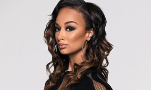 """Draya Michele exiting 'Basketball Wives: LA'?- http://getmybuzzup.com/wp-content/uploads/2014/04/276012-thumb.jpg- http://getmybuzzup.com/draya-michele-exiting-basketball-wives-la/- By Tracy Scott Draya Michele may be using her consistently manicured nails to wave good-bye to """"Basketball Wives,"""" the reality show that made her a household name among VH1 viewers. """"Feels like a tremendous weight has been lifted from my shoulders,"""" Draya tweeted earlier this week. """""""