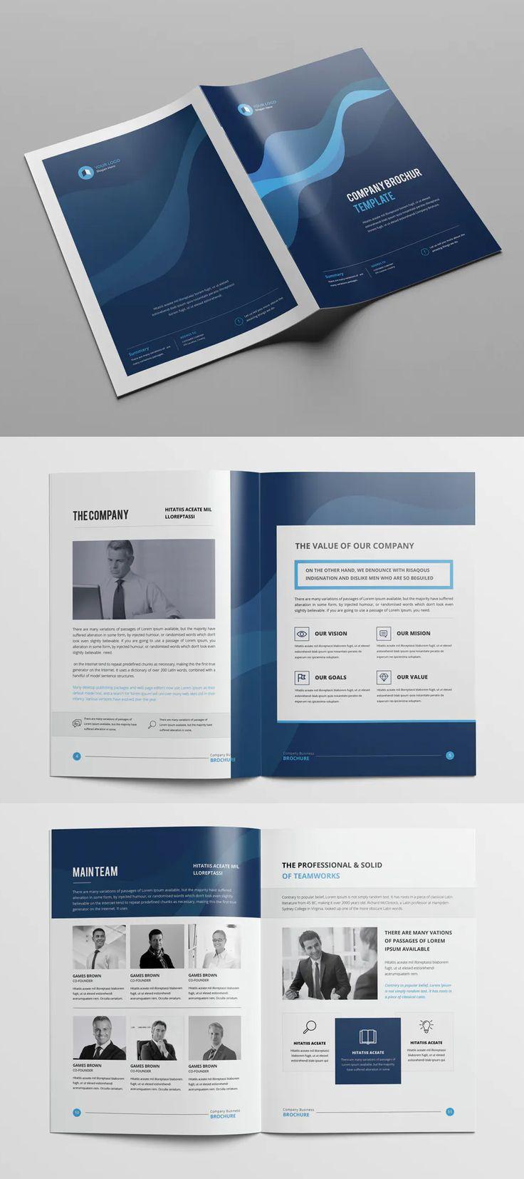 Modern Multipurpose Brochure Template