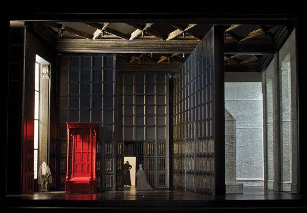 OPERA NEWS - Metropolitan Opera Live in HD Broadcast: Anna Bolena