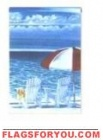 Sea For Two House Flag - 4 left