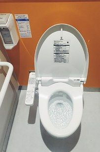 Going to the toilet requires a license. | 27 Things You Learn As A Tourist In Japan