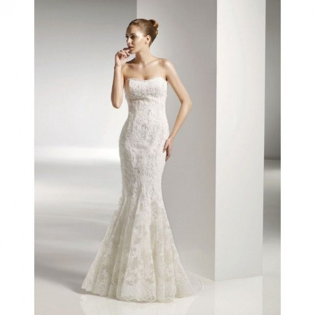 Fabulous Mermaid dresses are the most beautiful princess like wedding dresses known as hourglass and