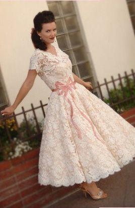 Vintage '50 jurk