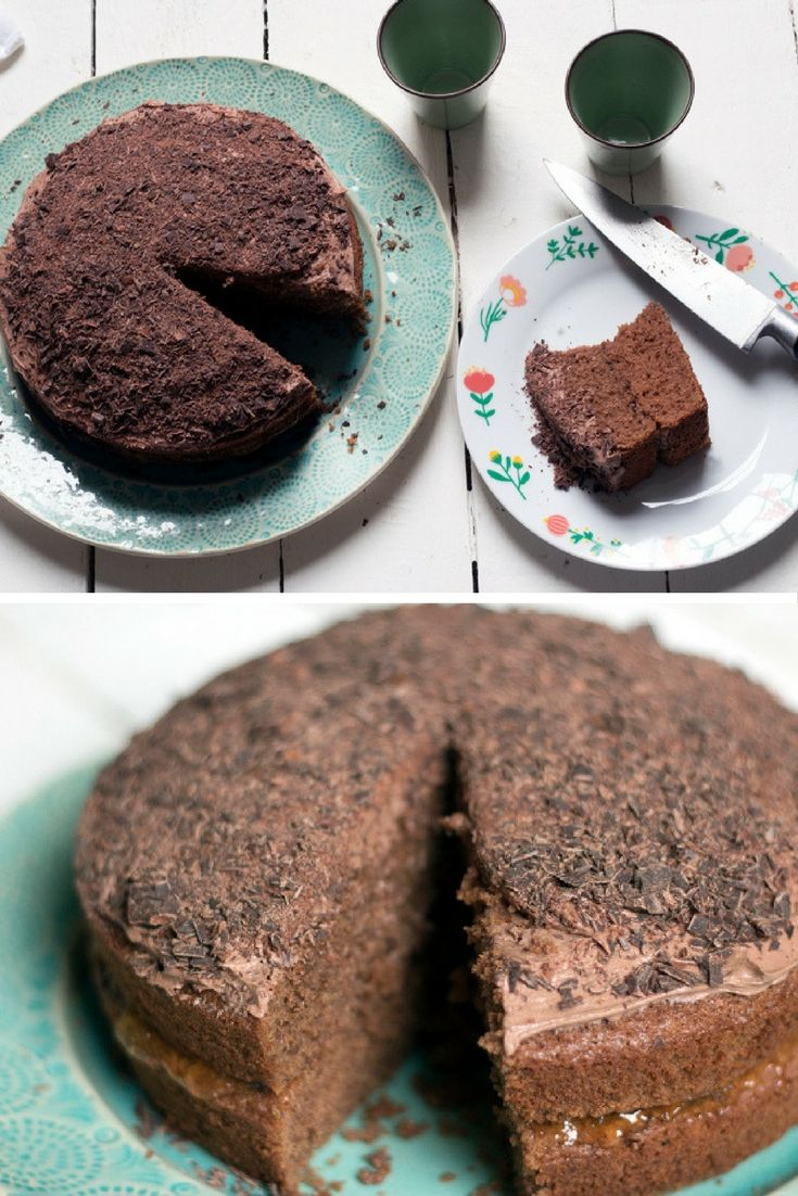 It's easy to make and tastes amazing – we can't tell any difference between this and a cake made with regular wheat flour. And the grated chocolate on the top makes it look really special.  Here's how to make gluten-free chocolate orange cake:.