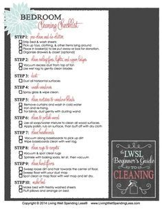 Best 25 bedroom cleaning tips ideas on pinterest diy - How much to deep clean a 3 bedroom house ...