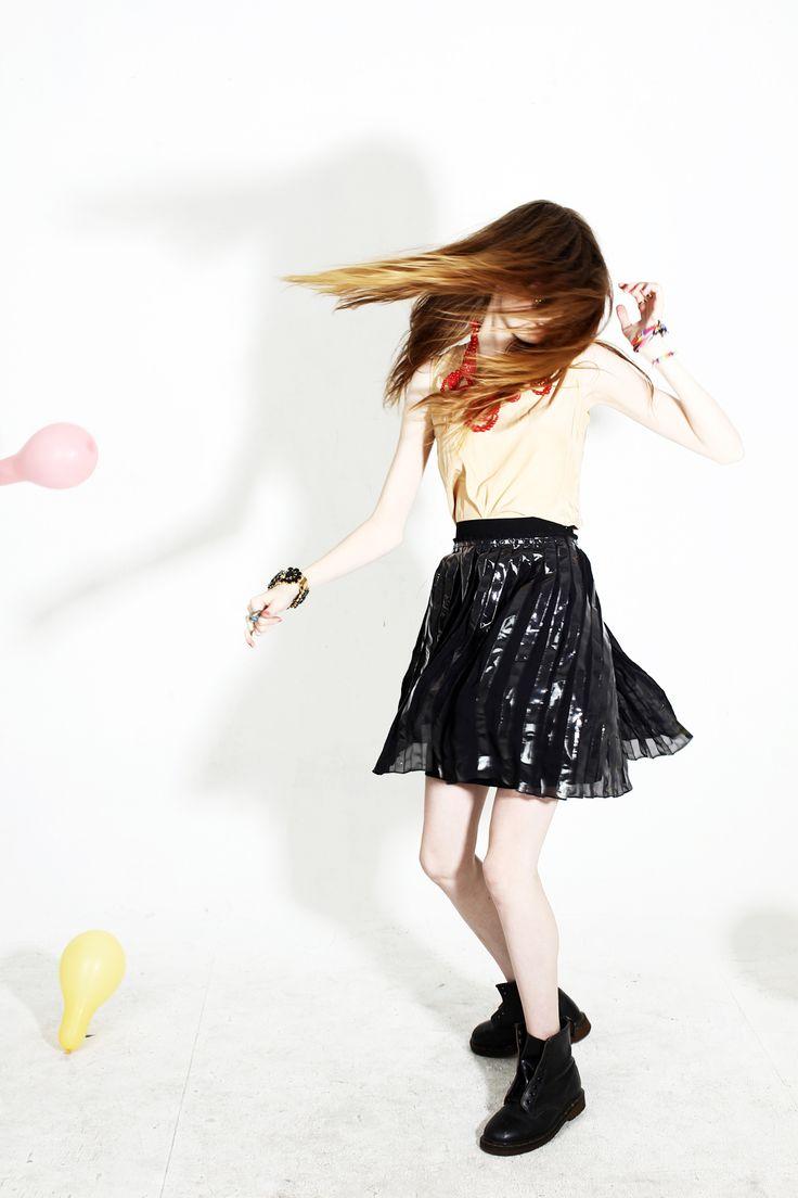 THE PARTY PHASE!  Photography : Notosuryo Prabowo  Styling : Trisha Dharmono  Model : Diana Korneva - Damn.Inc