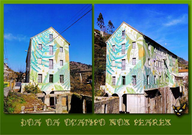 Zarampagalegando: Graffiti dos Peares. Doa Oa Ocampo