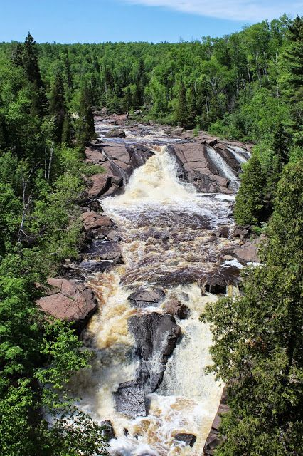 Beaver Falls, Lake Superior Circle Tour, Minnesota