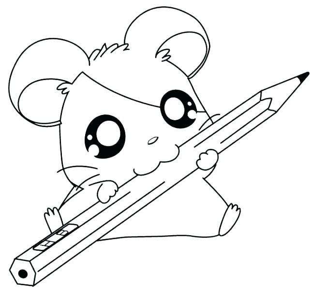 Narwhal Coloring Page Cute Printable Pages Colori Cute Drawings Puppy Coloring Pages Animal Coloring Books