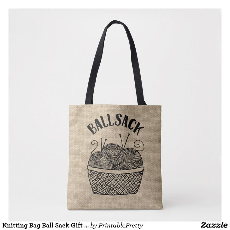 knitting bag 2019