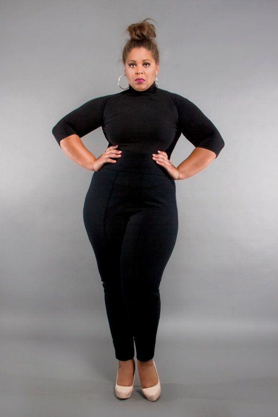 1000  images about High Waist Plus Size Fashion on Pinterest