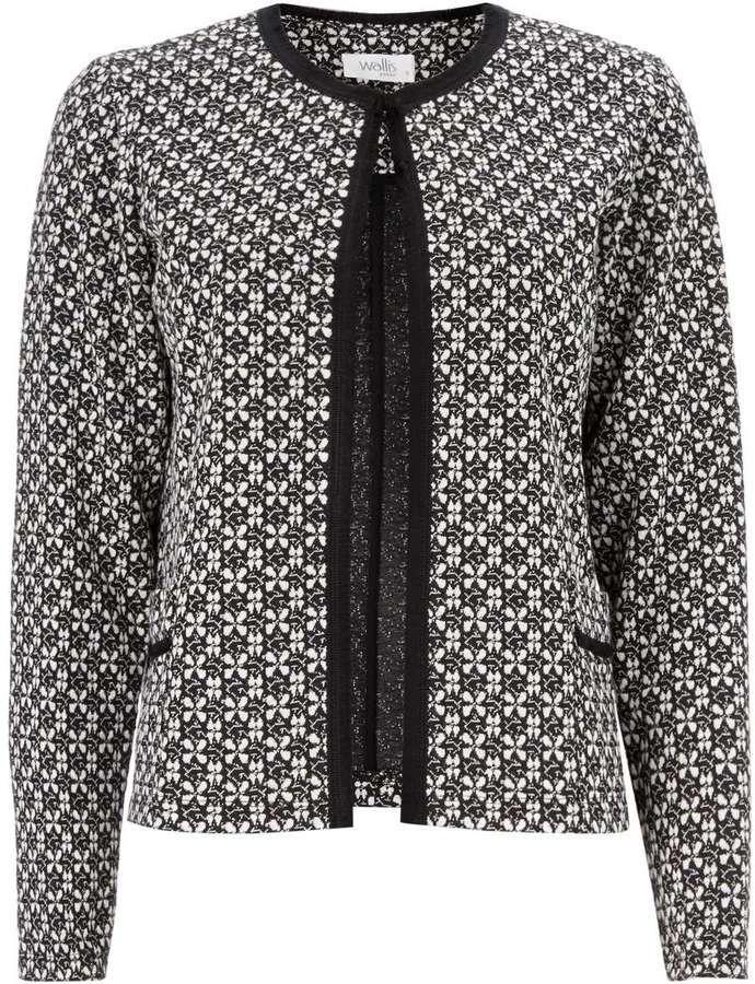 Petite Short Tweed Jacket