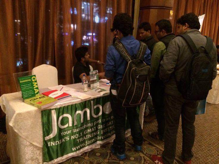 Seminar happened in the previous week: Delhi Technological University, Bawana Road Miranda House, North Campus Sadhu Vaswani International School, Satya Niketan New Horizon Public School, Airoli, Navi Mumbai The MBA Tour' 2015.. and so on #JUpdate