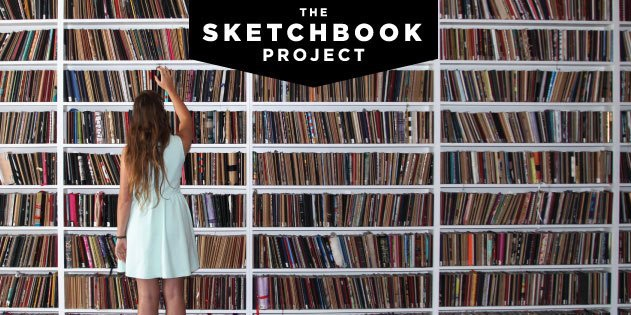 The Sketchbook Project, A Crowd-Sourced Library of Sketchbooks