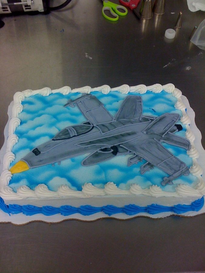 Star Wars X Wing Fighter Jet — Birthday Cakes