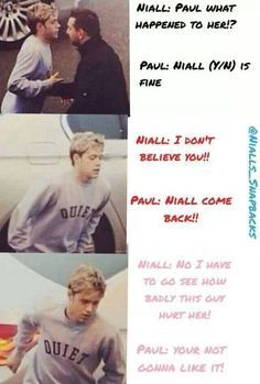 one direction imagines niall