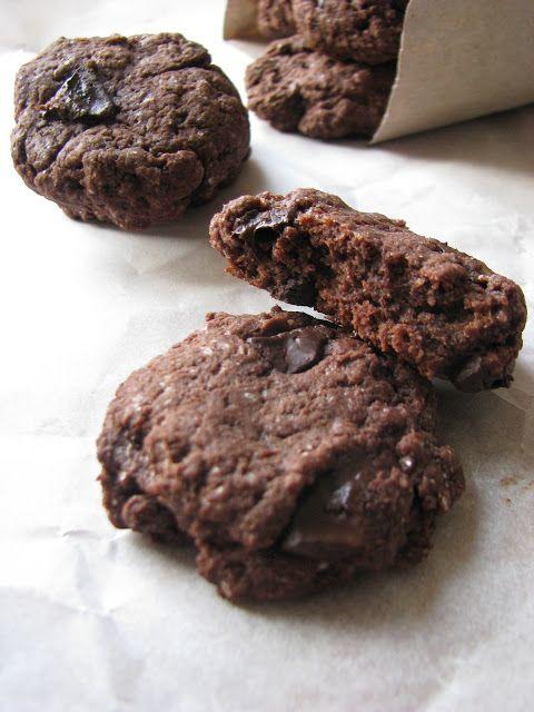 Ciasteczka jak brownie