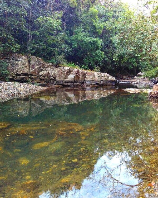 Cunca Wulang Waterfall.