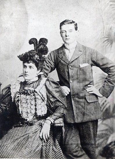 Jennie with Winston