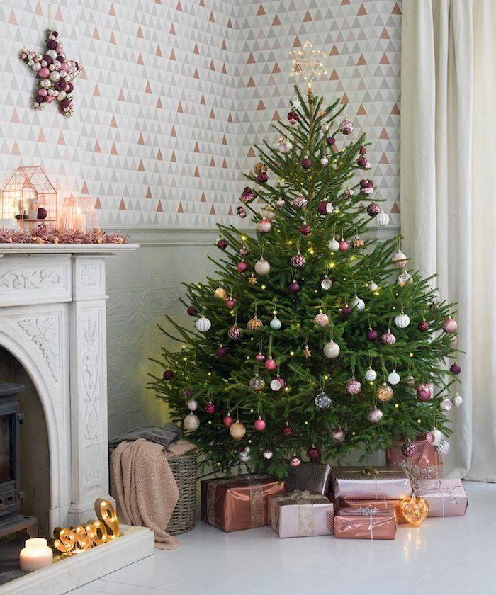 1001 + Ideen, wie Sie Ihren Weihnachtsbaum schmücken wie