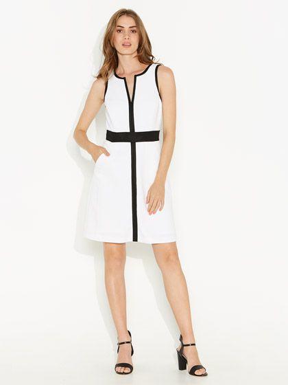 Diana Dobby Dress