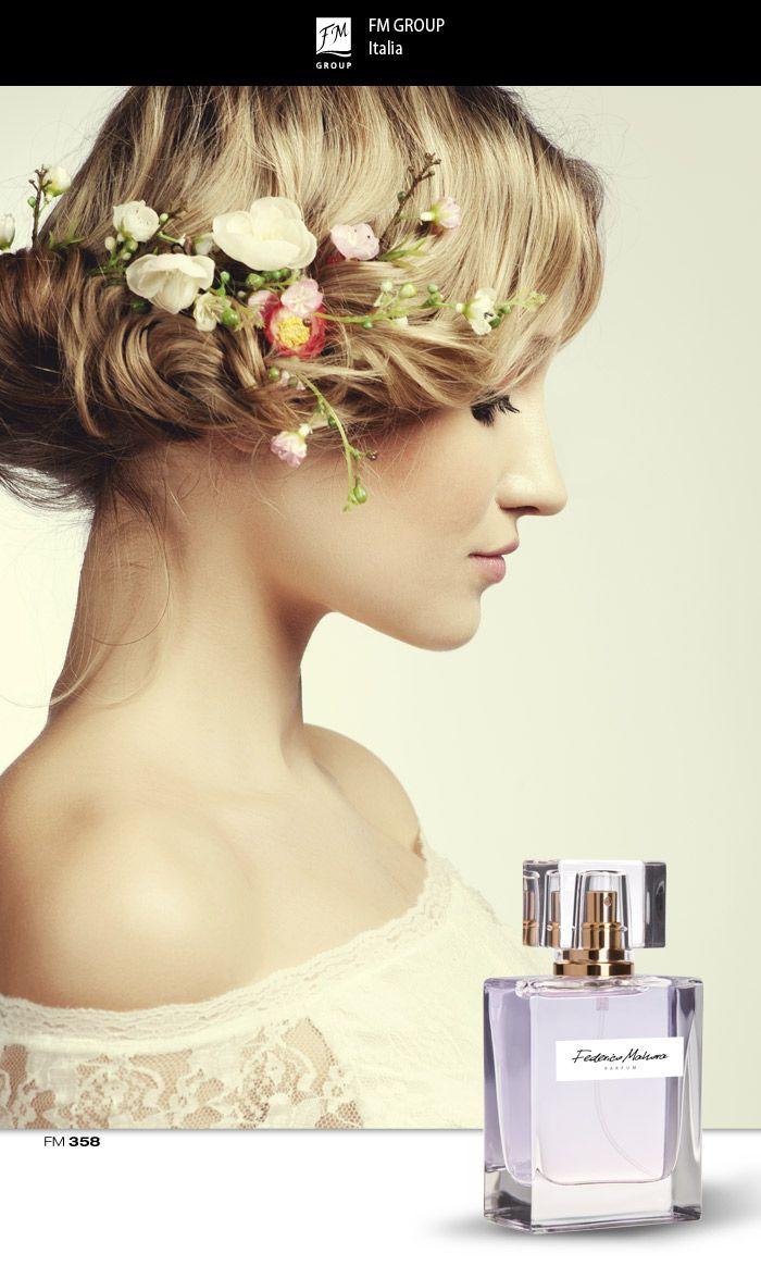 Prodotto - Profumo Donna FM|358 - Federico Mahora FM GROUP Italia #fmgroup #fmgroupitalia #parfum #woman #fragrances #profumo #profumi