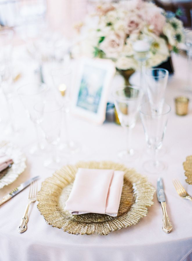 Wedding Plate Setting Ideas - for a unique table setting you may consider using a & The 48 best Plate Charger For Weddings images on Pinterest | Gold ...