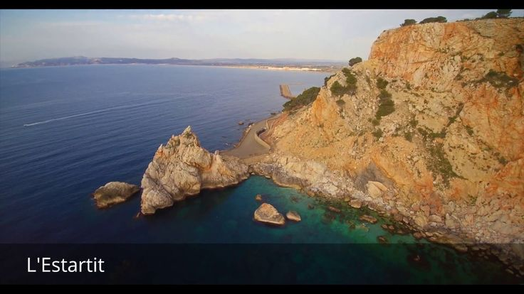 Places to see in ( L'Estartit - Spain )  L'Estartit is a small town and seaside resort on the Costa Brava on the north-eastern coast of Spain. L'Estartit is situated between the foothills of the Montgrí Massif and the Mediterranean Sea and L'Estartit is part of the municipality of Torroella de Montgrí in the Baix Empordà county Girona province autonomous community of Catalonia.  L'Estartit stretches North-South from Cala Montgó at the southern tip of the Bay of Roses (Badía de Roses) to the…