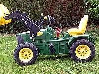 Kindertraktor von Rollytoys